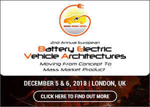battery electric vehicle architectures