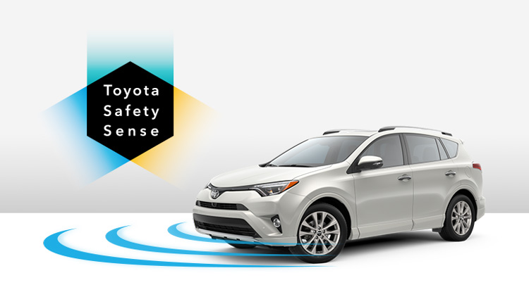 Toyota Safety Sense 2018