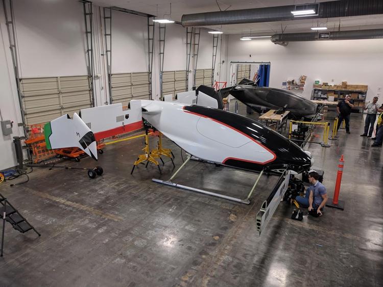 Το ιπτάμενο αυτοκίνητο της Airbus