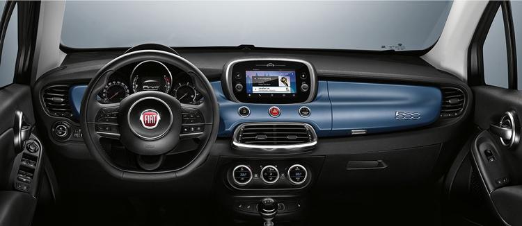Fiat 500X Mirror