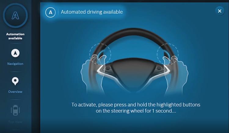Αυτοματοποιημένη ή αυτόνομη οδήγηση