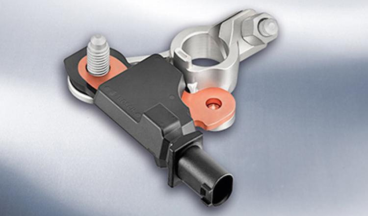 Σχήμα 4: Αισθητήρας ελέγχου μπαταρίας