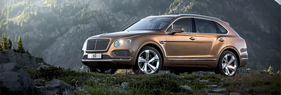 Bentley Bentayga  [Video]