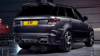 Land Rover Range Rover Sport 2018 [Video]