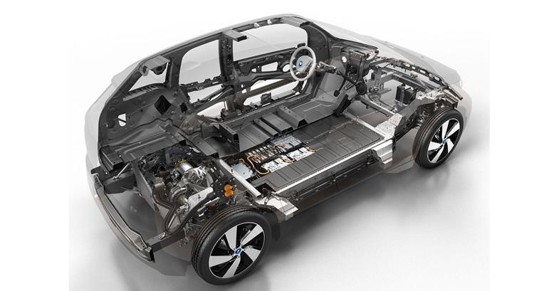 Ανατομία BMW i3