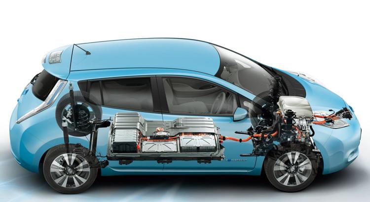 Ανατομία Nissan Leaf –προηγούμενο και τρέχον μοντέλο