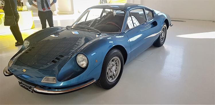 <strong><em>Ferari Dino 206 GTO</em></strong>