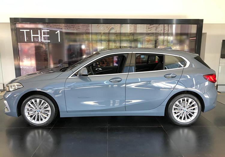 ΤHE 1. Η Νέα BMW Σειρά 1 στη Σπανός ΑΕ