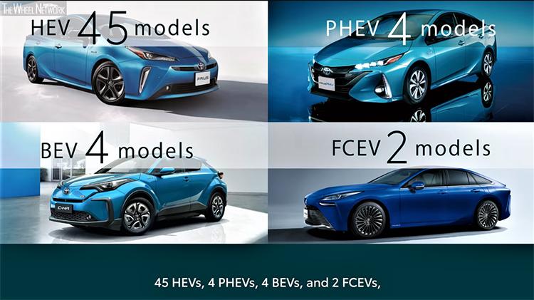 Toyota BZ SUV